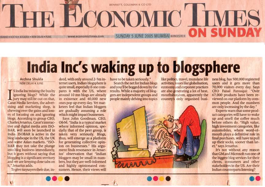 Media Inquiries The Economic Times Mouthshut Com